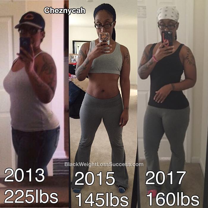 Cheznycah weight loss