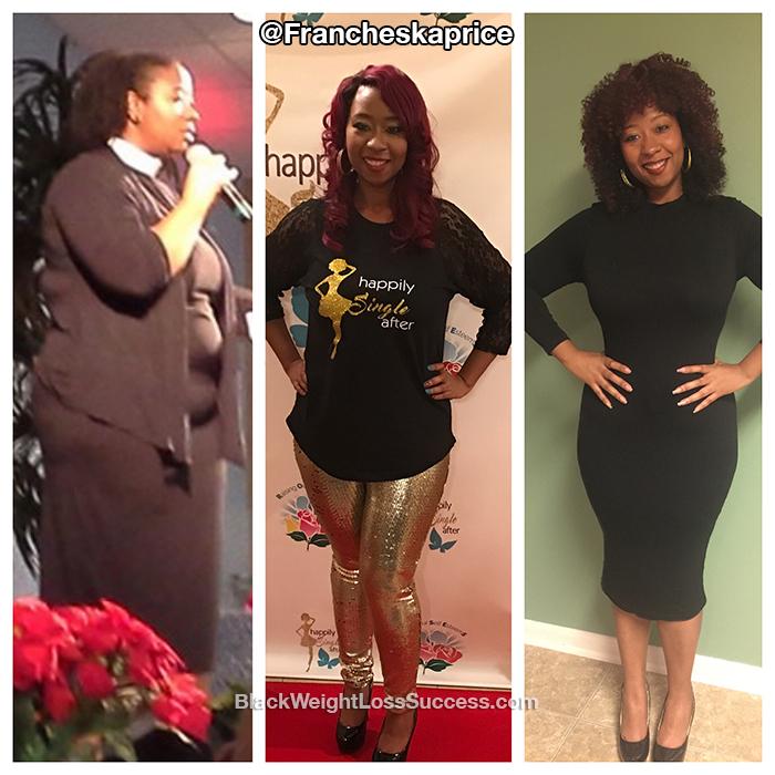 Francheska weight loss