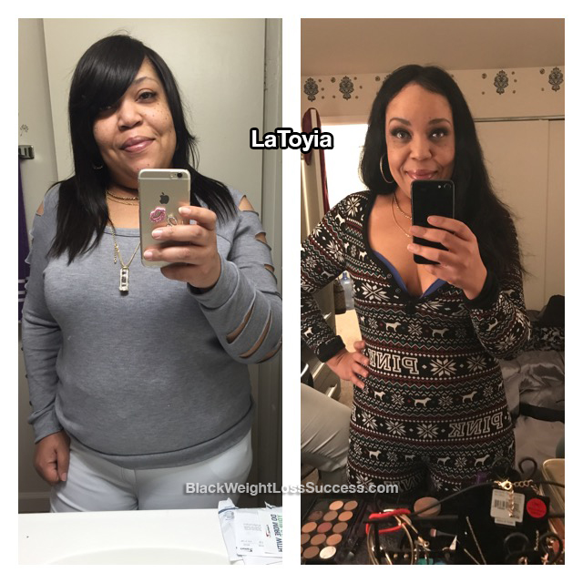 Latoyia weight loss