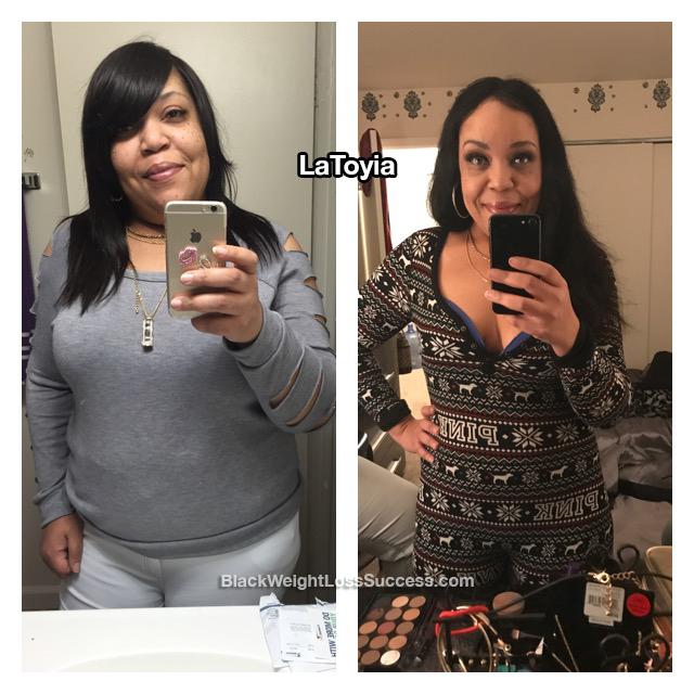 Latoyia weight loss