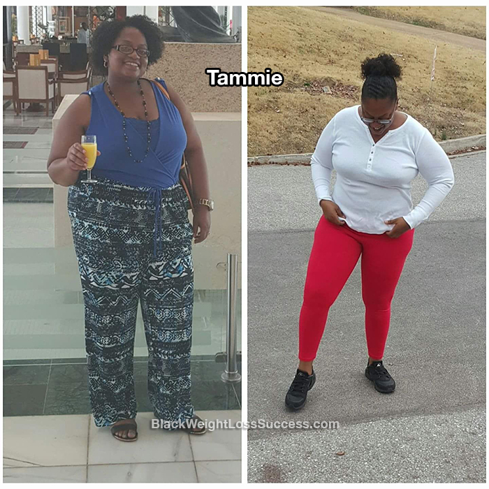 Tammie weight loss