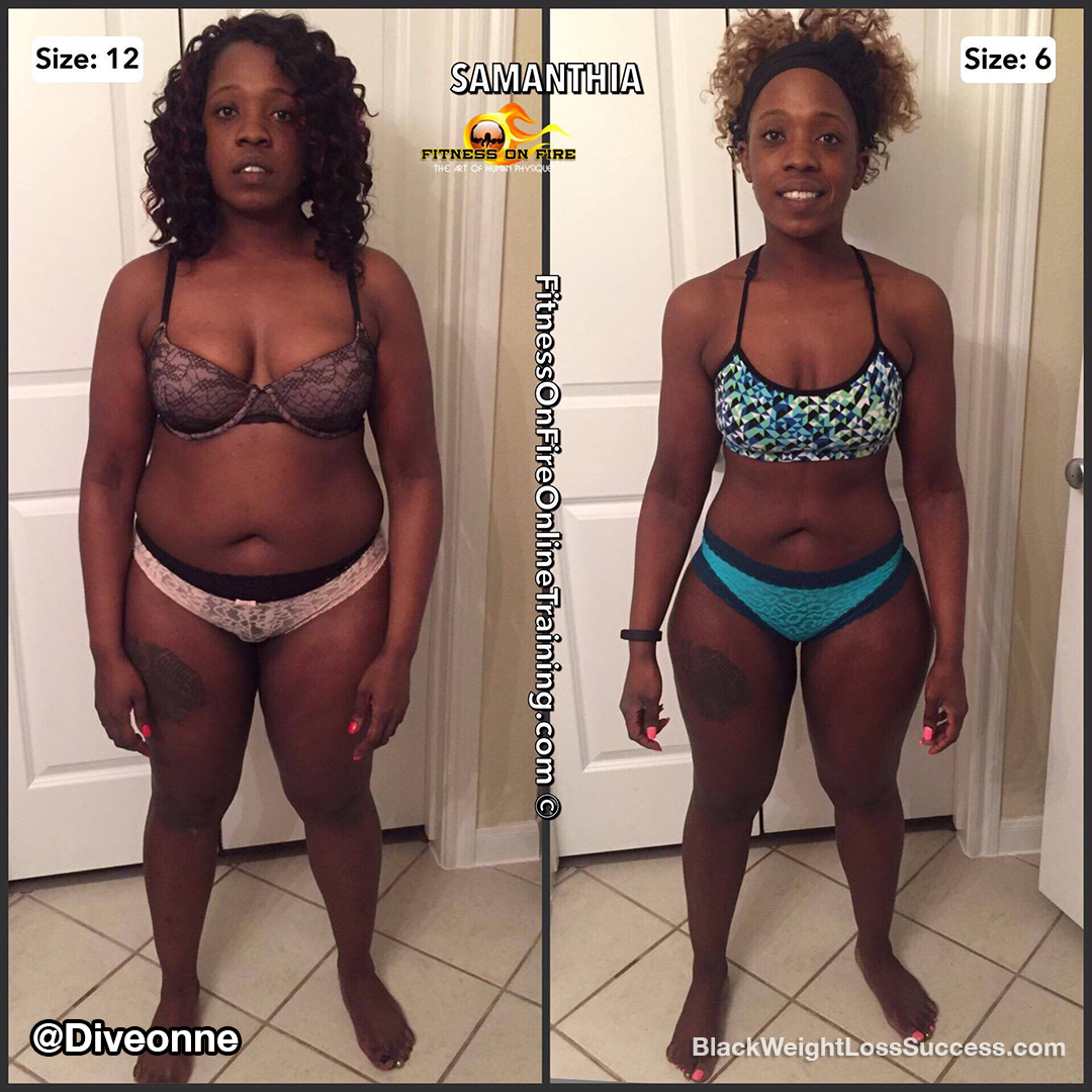 Diveonne weight loss story