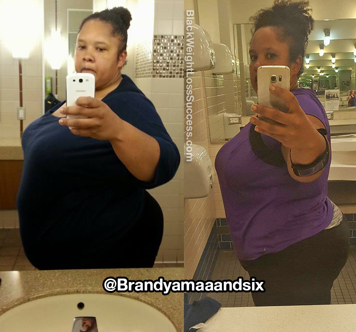 Brandy weight loss