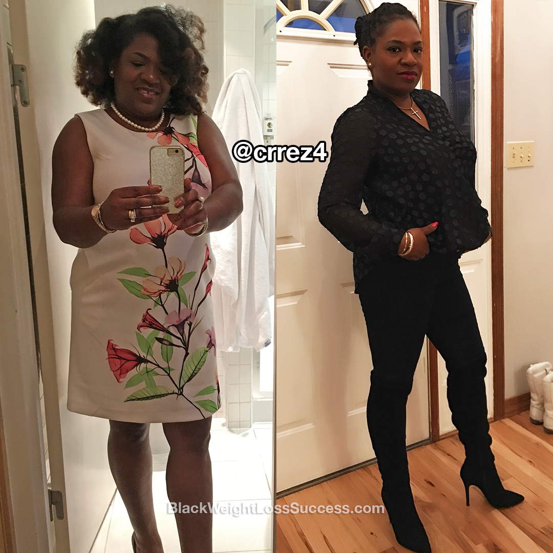 Camille weight loss story