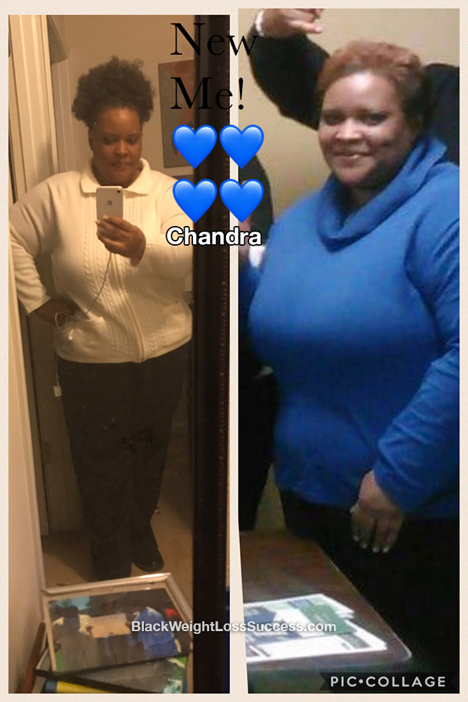 Chandra weight loss
