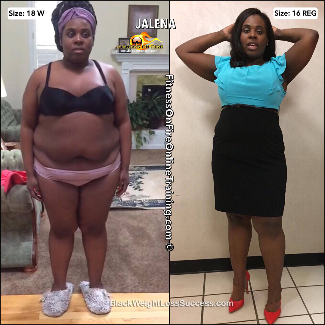 Jalena weight loss story