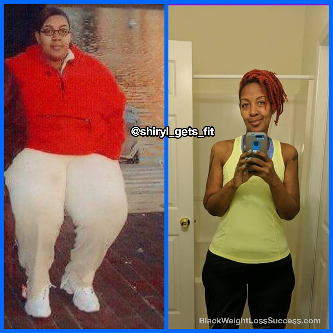 shiryl weight loss story
