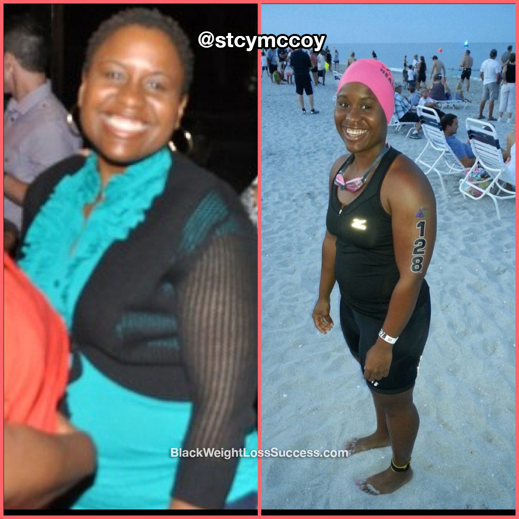 Stacey weight loss