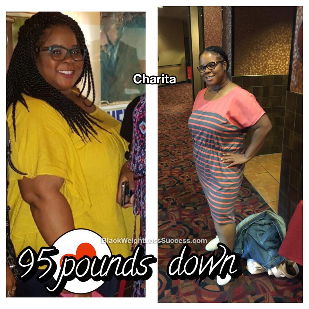 charita weight loss