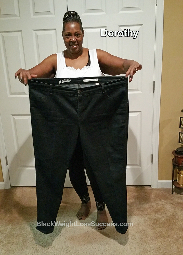 dorothy weight loss story