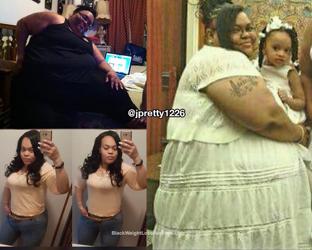 Jennifer lost 200 pounds