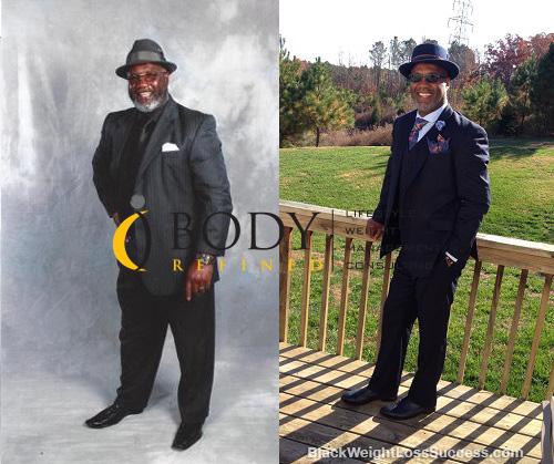 Lamara weight loss story