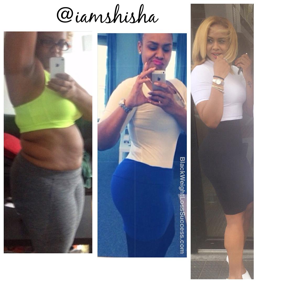 Shisha weight loss