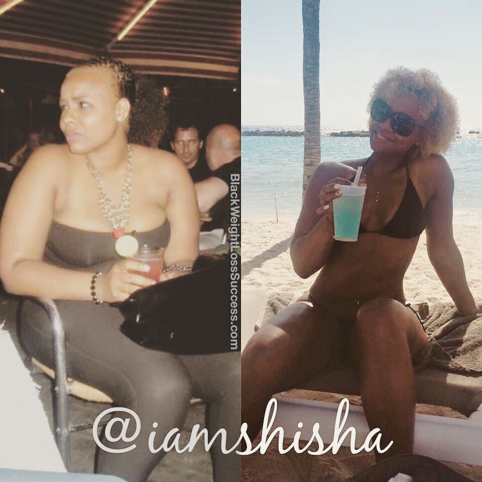 shisha before and after