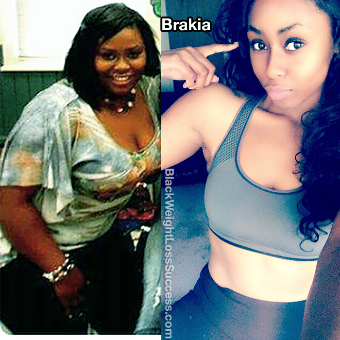 brakia weight loss