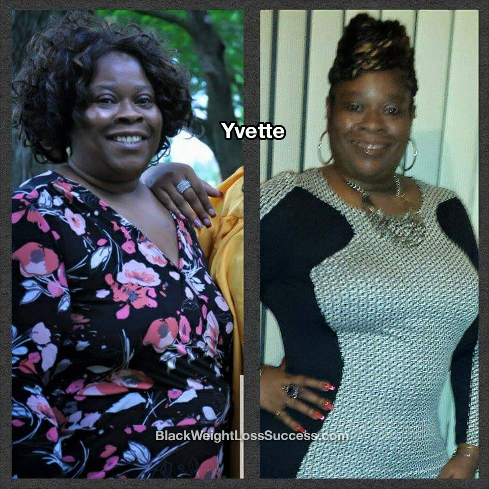 yvette weight loss