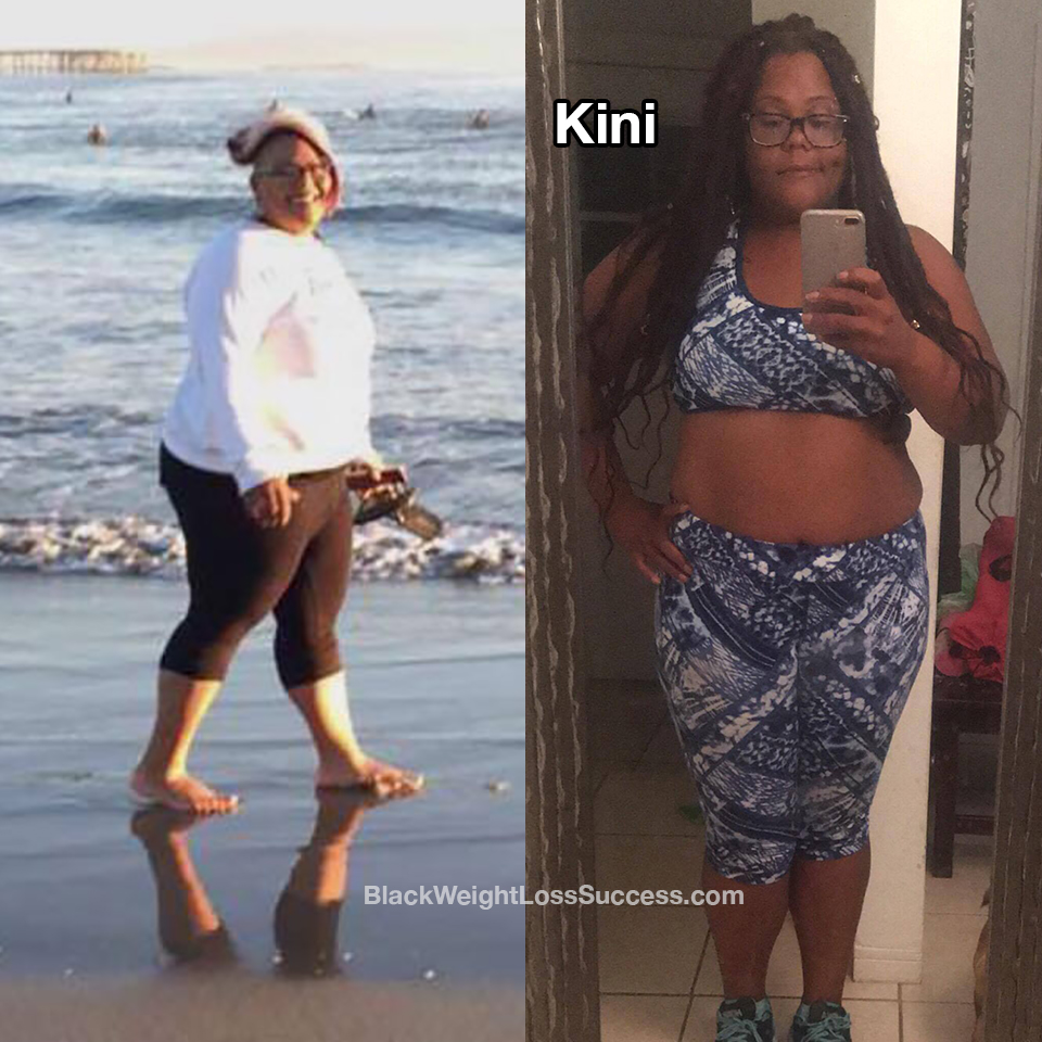 kini before and after