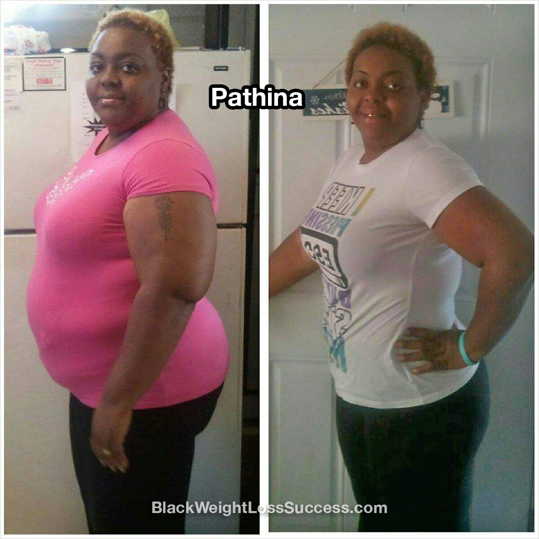 pathina before and after