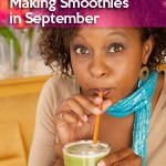 September Challenge – The 30 Day Smoothie Challenge