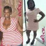 Chéf Florine lost 53 pounds over 6 years.