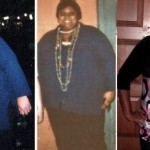 Courtney lost 210 pounds over 5 years!