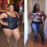 Desire lost 125 pounds!
