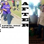 Parish's weight loss
