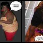 Sholonda has lost 47 pounds!