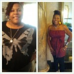 Charisse lost 60 pounds with weight loss surgery