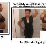 kiesha weight loss