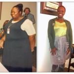 DeAngela weight loss