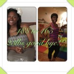 Nicole weight loss navy