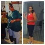 RamaziYah lost 37 pounds