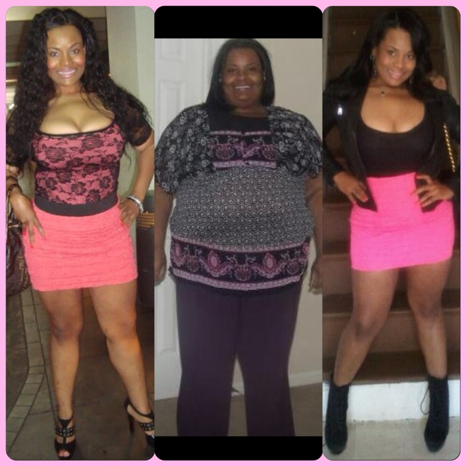 Isa Lost 140 Pounds Black Weight Loss Success