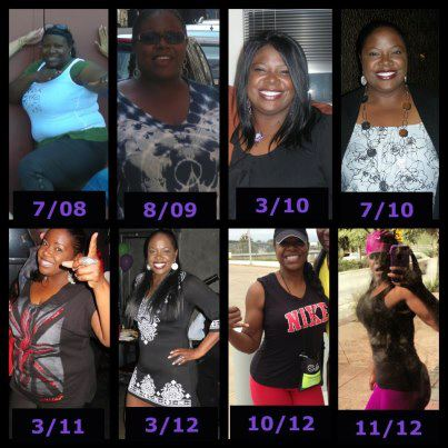 Tiffany Lost 125 Pounds Black Weight Loss Success