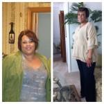 Khristi lost 115 pounds