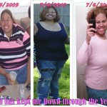Linda lost 315 pounds