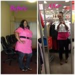 Akeesha lost 70 pounds