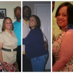 Angela lost weight