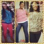 Ashley weight loss