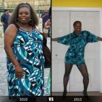 Mona lost 120 pounds