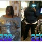Niesha weight loss