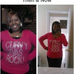 Tasha lost 60 pounds