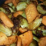 brussel sprouts carrots recipe