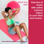 Exercise at Home with These Online Workout Sites – Day 3 March Challenge