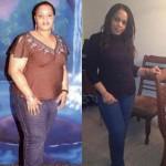 Patricia lost 100 pounds