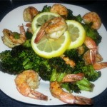 Broccoli Shrimp recipe