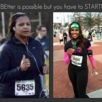 Cledra lost 75 pounds and transformed her life