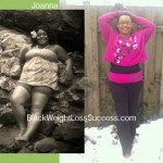 joanna weight loss before and after