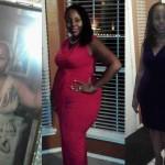 Joyce lost 90 pounds
